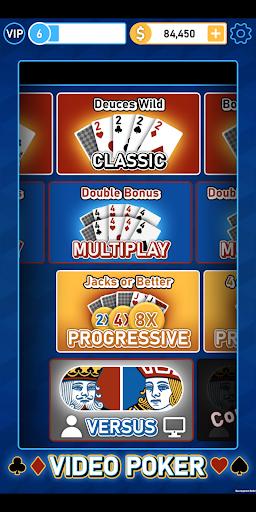 Video Poker Multi Bonus -