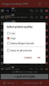 Image Combiner PRO Apk 2.0406 (Mod/Unlocked) 7