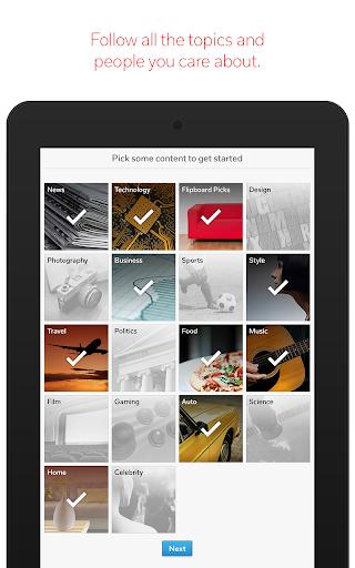 Flipboard - Latest News, Top Stories & Lifestyle 4.2.65 Screenshots 16