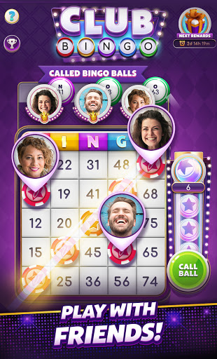 myVEGAS BINGO - Social Casino & Fun Bingo Games!  screenshots 15