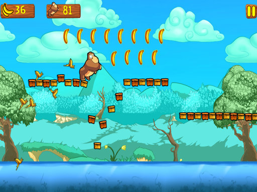 Banana King Kong - Super Jungle Adventure Run 3.1 screenshots 11