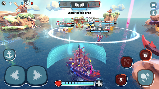 Pirate Code - PVP Battles at Sea 1.2.8 screenshots 14