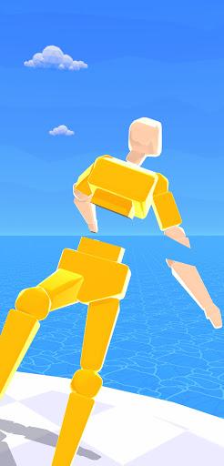 Katana Dash 3D  screenshots 1