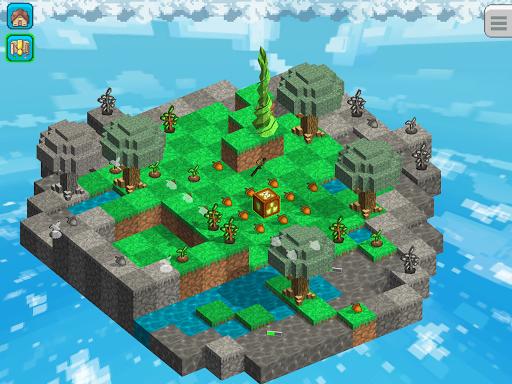 MergeCrafter - Magical Merge World  screenshots 21