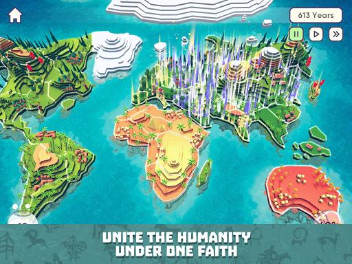 God Simulator. Sandbox strategy game Religion Inc.  screenshots 12