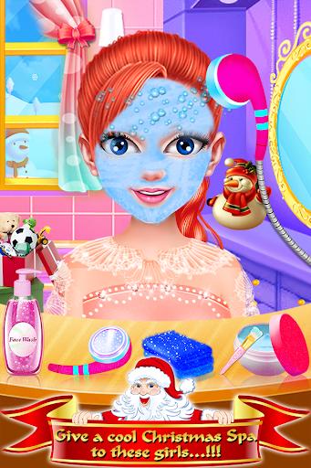 Christmas Girls Makeup & Hair Salon DressUp Games 1.0.18 screenshots 7