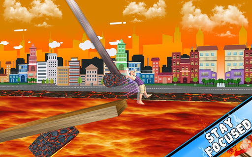 The Floor is Lava Game  screenshots 7