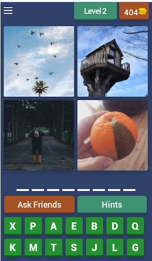 4 pics 1 word - guess words pic puzzle brain game screenshot 3