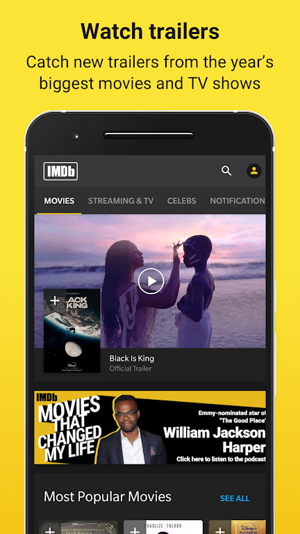 IMDb: Your guide to movies, TV shows, celebrities  poster 2