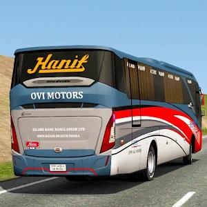 Euro Coach Bus Driving Simulator: Bus Games 3D