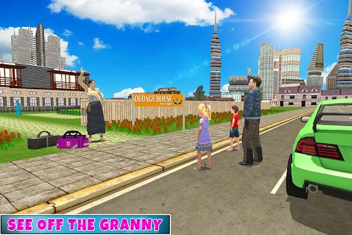 Grandmaa Old House Family Adventure apktreat screenshots 1
