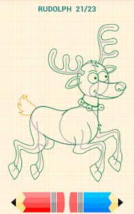 How to Draw Christmas Screenshot