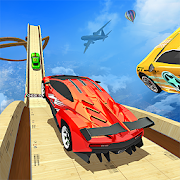 Mega Ramp Race - Extreme Car Racing New Games 2020