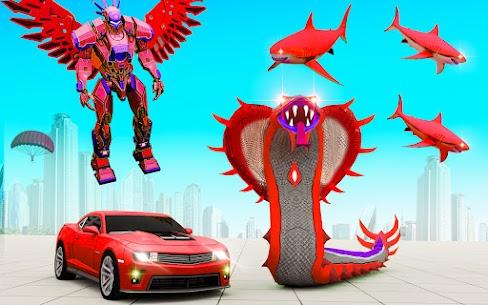Free Monster Snake Robot Transformation  Car Games 2020 4