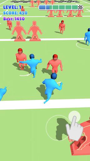 Touch-Down 3D Apkfinish screenshots 1