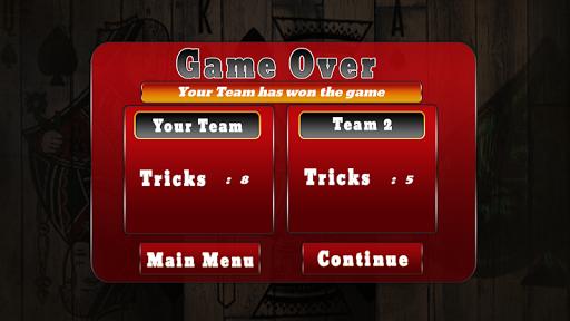 Rung Card Game : Court Piece screenshots 7