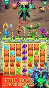 Match & Slash: Fantasy RPG Puzzle 1.0.2 5