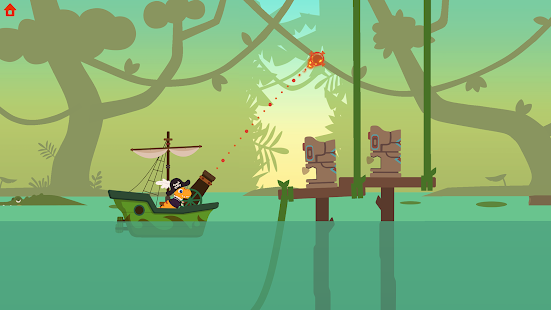 Dinosaur Pirates - Games for kids toddlers
