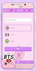 BTS Messenger! Chat Simulator 2 1