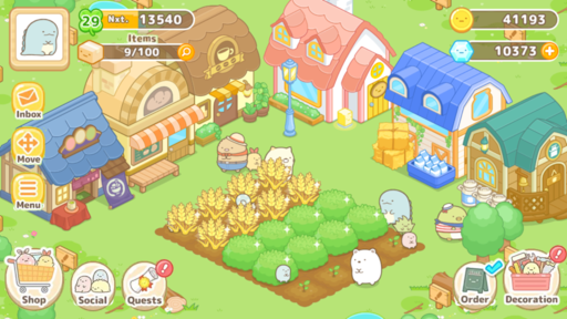 Sumikkogurashi Farm 1.0.3 screenshots 2