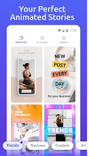 Inspiry - Stories Editor for Instagram Screenshot