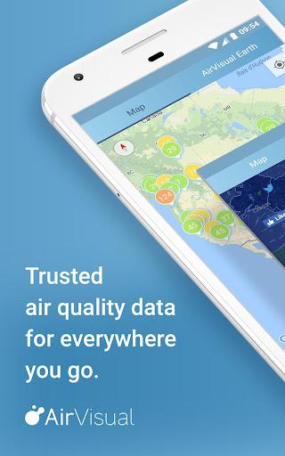 Air Quality | AirVisual  Screenshots 7