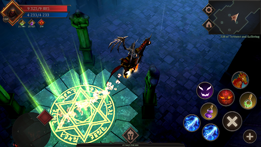 Vengeance RPG Varies with device screenshots 7
