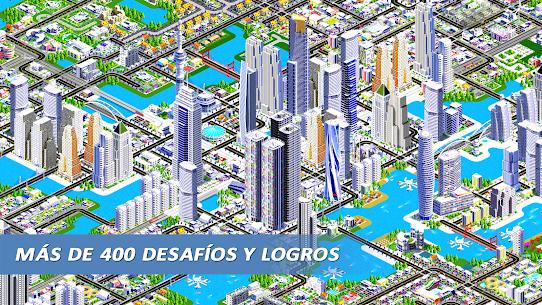 Designer City 2 APK MOD HACK (Dinero Ilimitado) 4