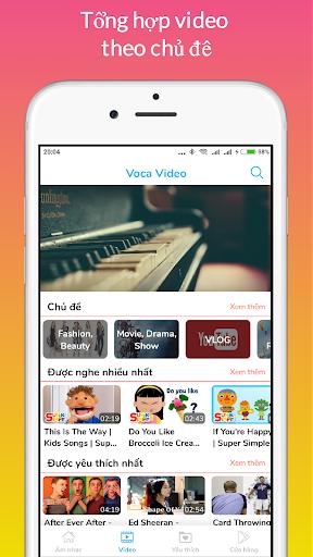 Learn English through Music modavailable screenshots 2