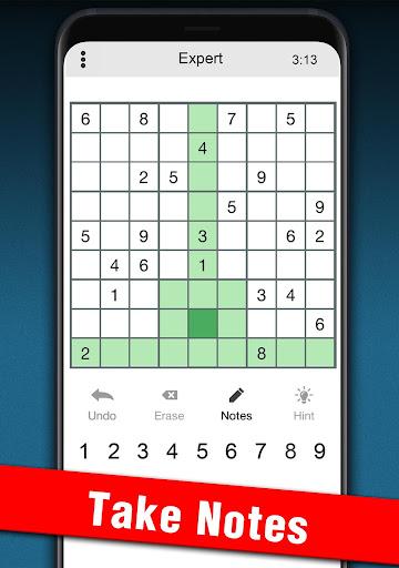 Sudoku 1.2.62 screenshots 10