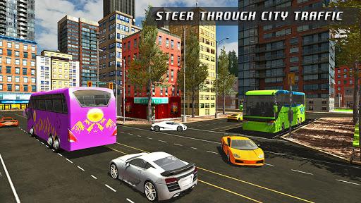 Bus Simulator 2021: Bus Games screenshots 12