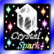 Crystal Spark - Androidアプリ