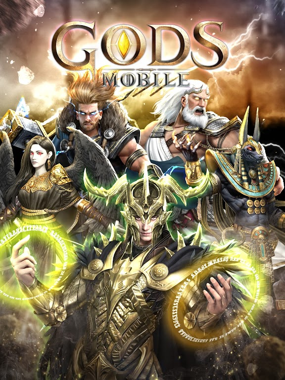 Gods Mobile  poster 8