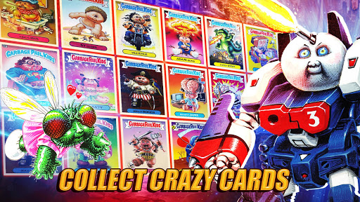 Garbage Pail Kids : The Game apkpoly screenshots 1