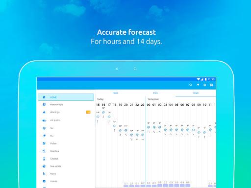 Weather by eltiempo.es 4.4.12 Screenshots 18