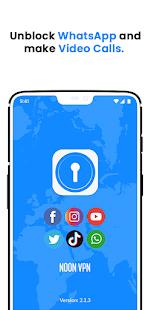 Noon VPN - Free VPN - Fast & Free Unlimited VPN