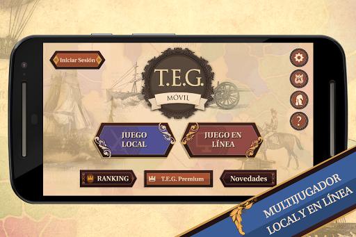 T.E.G. (Tu00e1ctica y Estrategia de la Guerra) 2.5.3 screenshots 5