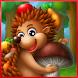 ハリネズミの大冒険 子供のゲーム - Androidアプリ