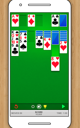 SOLITAIRE CLASSIC CARD GAME 1.5.15 screenshots 10