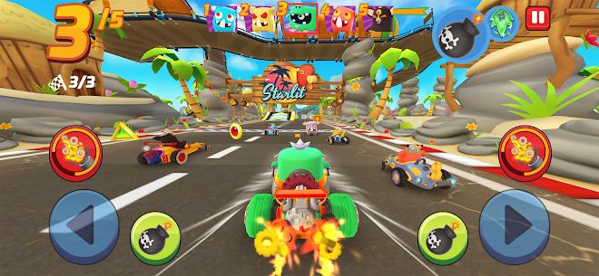 Starlit Kart Racing MOD APK 1.1 (Unlimited Money) 3