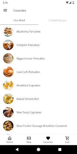 Foto do Breakfast Recipes