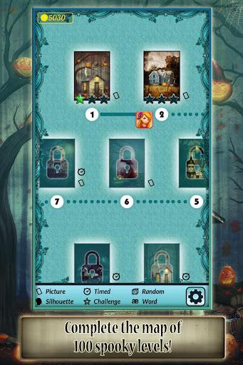 Hidden Object: Halloween House apkmr screenshots 2