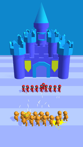 Gun Clash 3D: Imposter Battle  screenshots 7