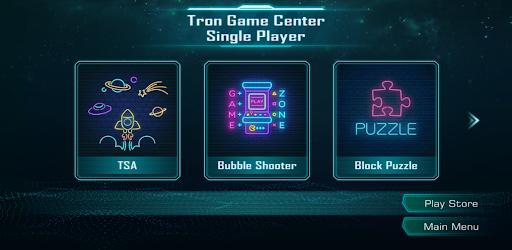 Tron Game Center screenshots 3