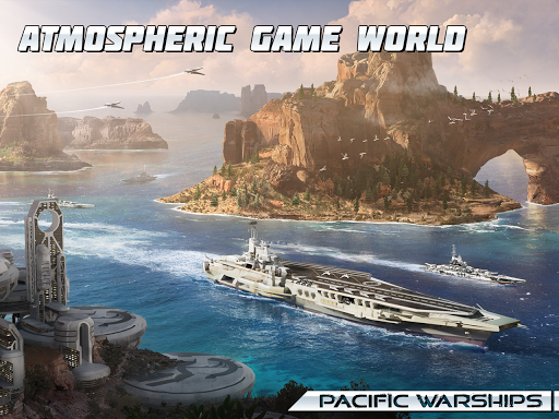 Pacific Warships: World of Naval PvP Warfare  screenshots 11
