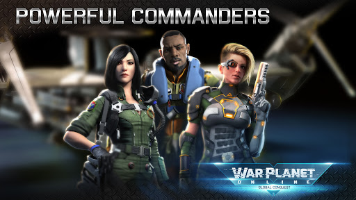 War Planet Online: Real-Time Strategy MMO Game 3.7.3 screenshots 5