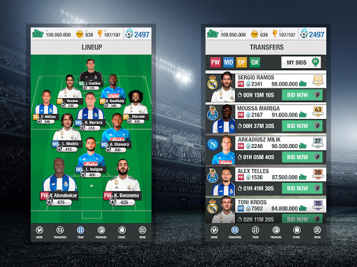 PRO Soccer Cup 2020 Manager 8.60.030 screenshots 8