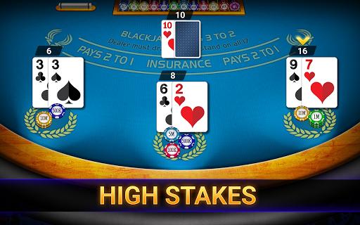 Blackjack 21: online casino 3.5 screenshots 8