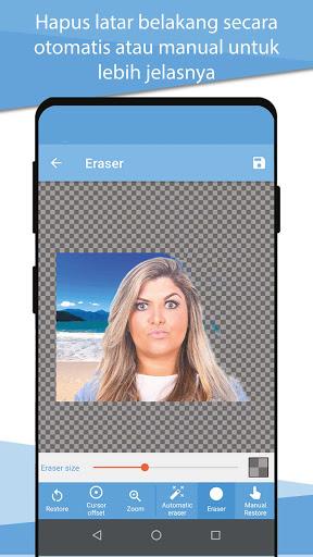 Memotong dan menyisipkan foto