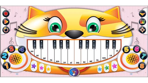 Meow Music - Sound Cat Piano 3.2.3 screenshots 1